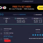 Contabo VPS Speed testing