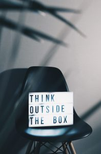 think outside the box - Learn how to optimize your content for SEO