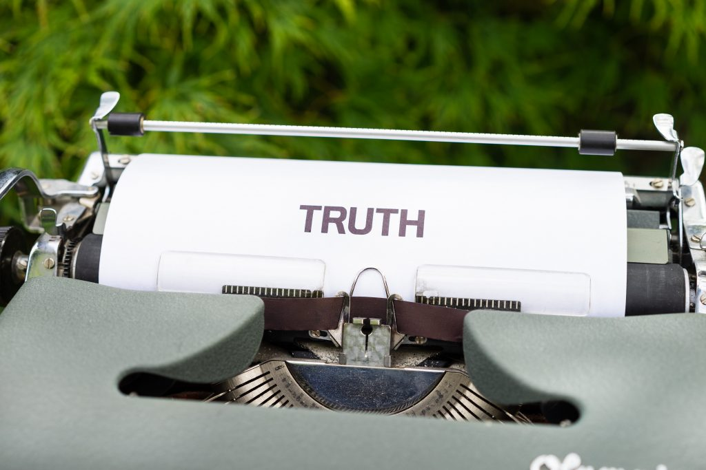 Truth and Authority matters for Google