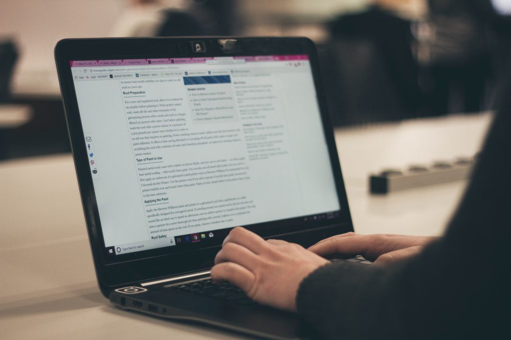 Is blogging a part of your content strategy?