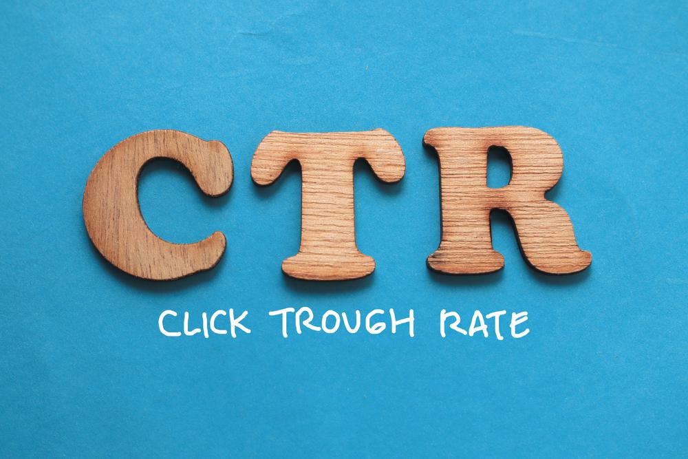 CTR Click Through Rate