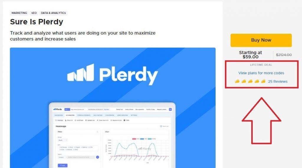 Plerdy review - A Hotjar alternative