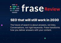 Frase.io - SEO content optimization