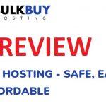 Buy Bulk Hosting Review