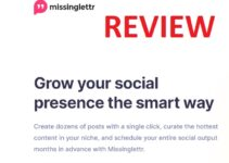 Missinglettr Review